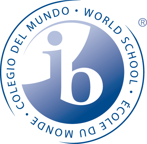 IB logo for an authorized IB World School